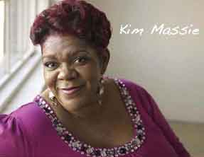 Kim Massie's 'Tribute to Women & Soul' Sunday, Sept. 4 at 5:00 p.m.